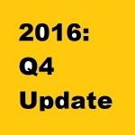 MARKET UPDATE: FOURTH QUARTER 2015