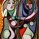 picassos-girl-before-a-mirror