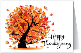 Happy Thanksgiving from Pension Parameters!